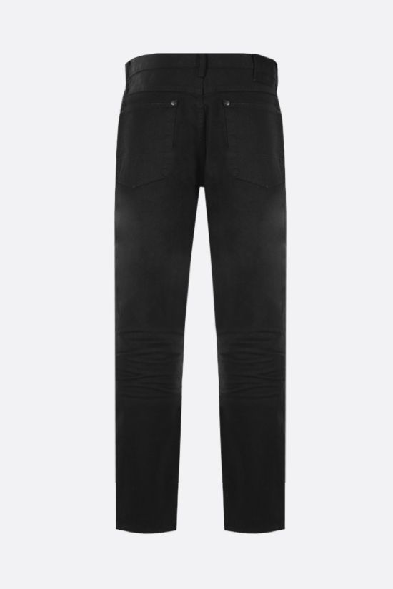 TOM FORD: jeans tapered-fit Colore Nero_2