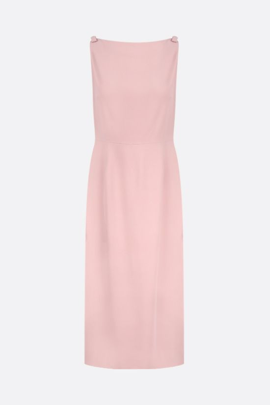 VALENTINO: Cady Evolution sleeveless dress Color Pink_1