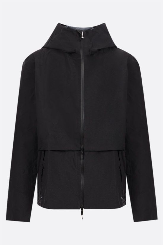 Y-3: Gore-Tex windbreaker Color Black_1