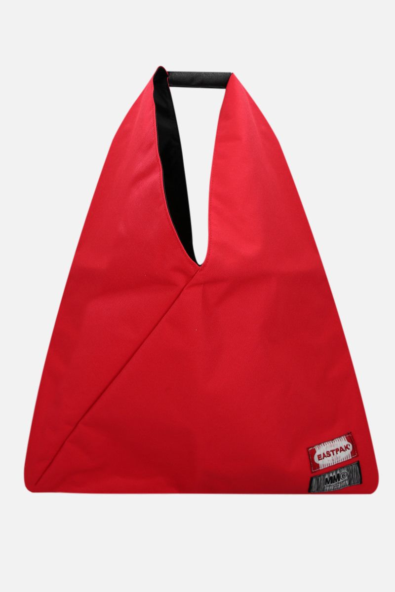 MM6 X EASTPAK: borsa a mano MM6 x Eastpak Japanese in nylon Colore Red_1