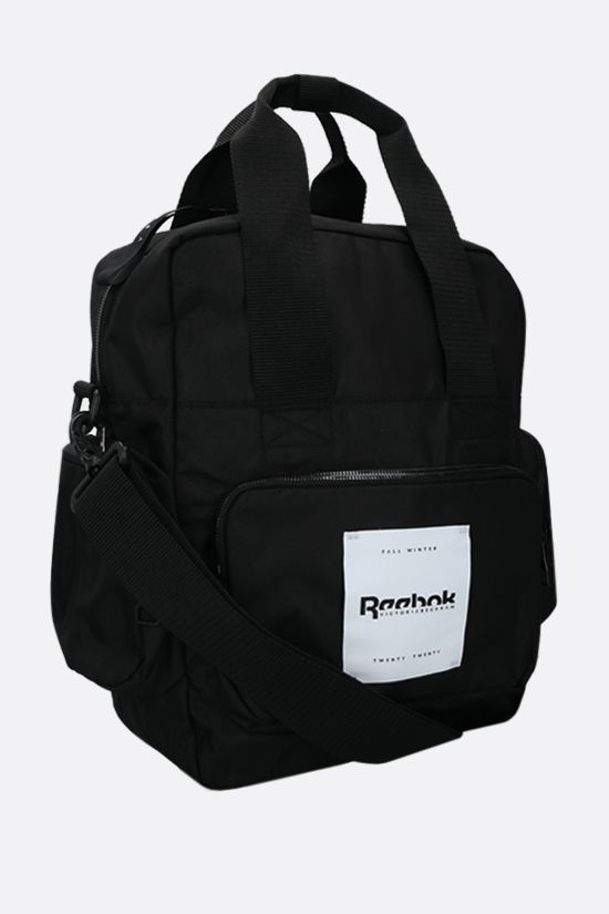 REEBOK X VICTORIA BECKHAM: Reebok Victoria Beckham recycled nylon backpack Color Black_2