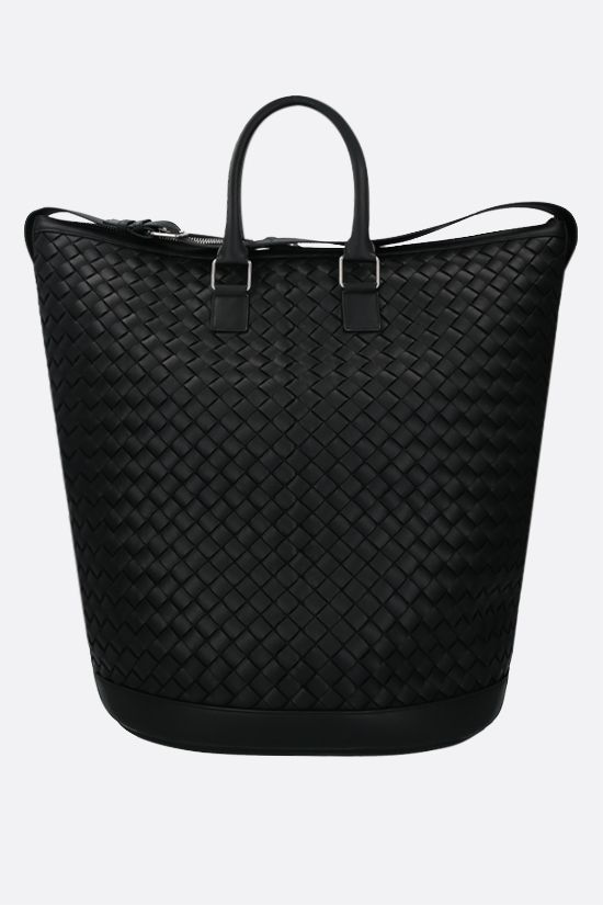 BOTTEGA VENETA: Intrecciato Hidrology handbag Color Black_1