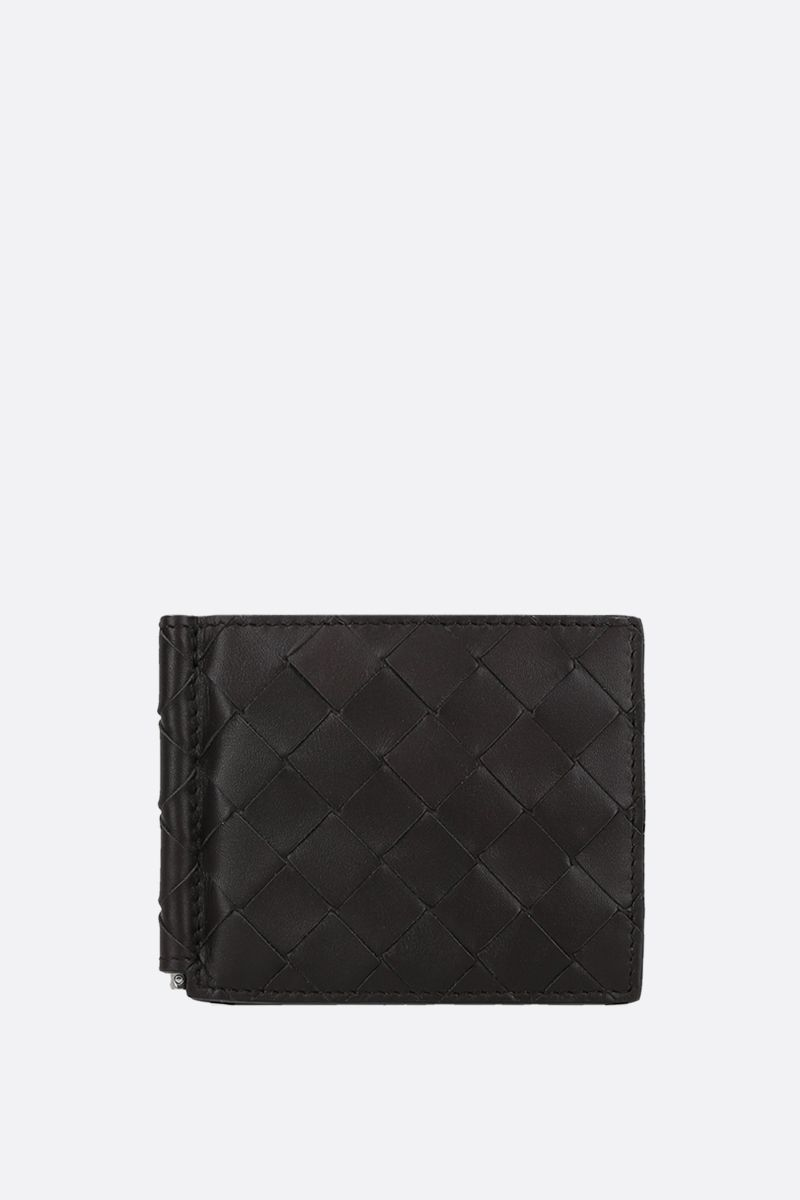 BOTTEGA VENETA: Intrecciato VN money-clip wallet Color Multicolor_1