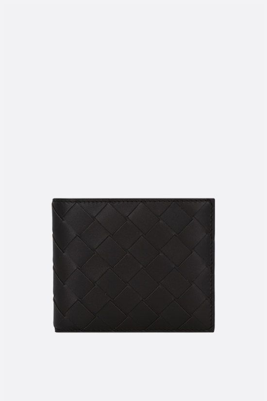 BOTTEGA VENETA: Intrecciato VN billfold billfold wallet Color Brown_1