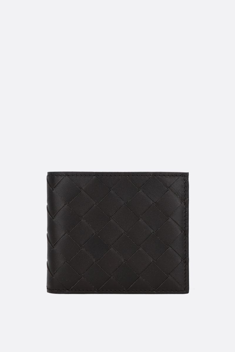 BOTTEGA VENETA: Intrecciato VN billfold wallet Color Multicolor_1