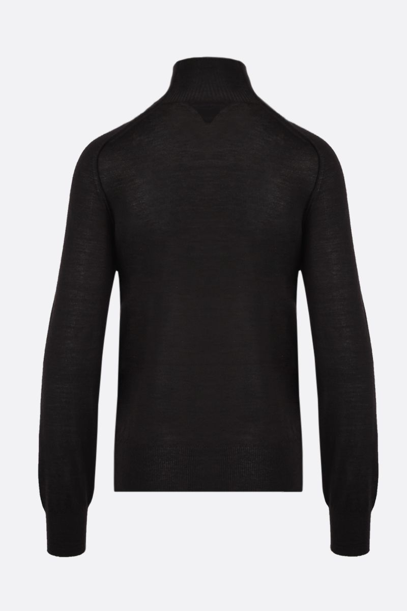BOTTEGA VENETA: pure cashmere pullover Color Multicolor_2