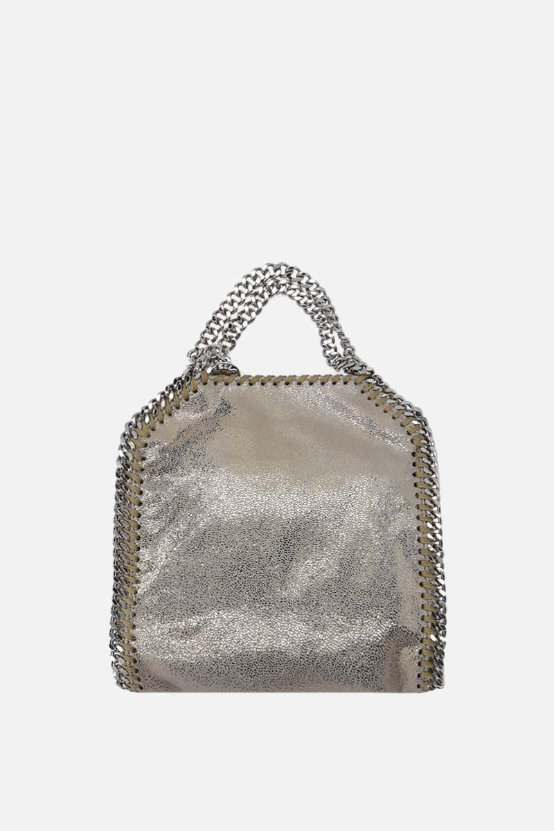 STELLA McCARTNEY: Falabella tiny tote in Shaggy Deer_1