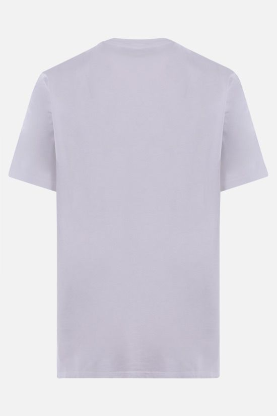 GOLDEN GOOSE DELUXE BRAND: Adamo cotton t-shirt Color Multicolor_2