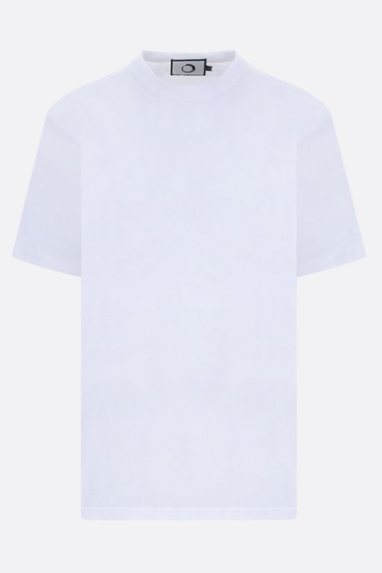 ENDLESS JOY: Tora organic cotton t-shirt Color White_1