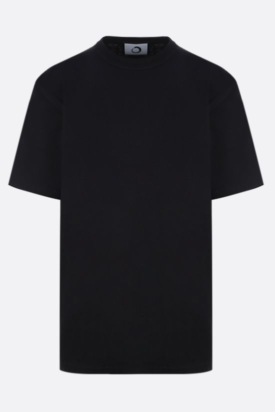 ENDLESS JOY: Tora organic cotton t-shirt Color Black_1