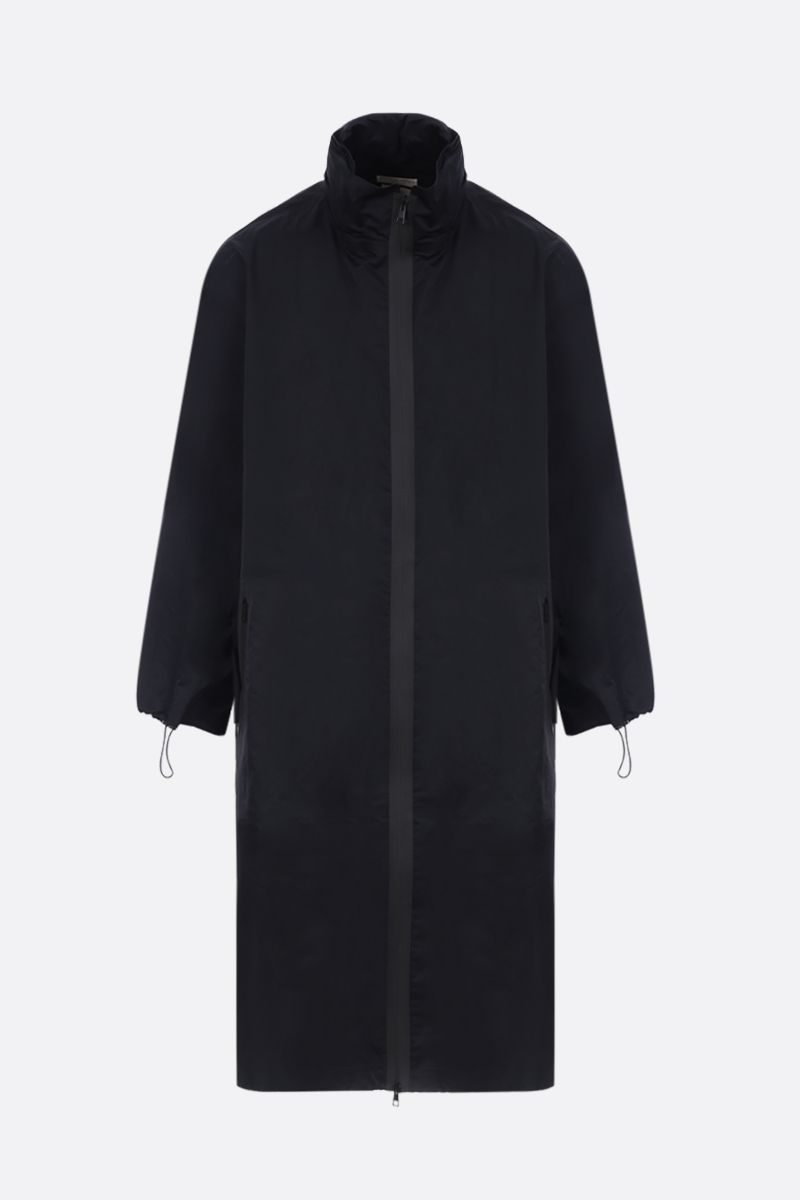 BOTTEGA VENETA: nylon oversized parka Color Black_1