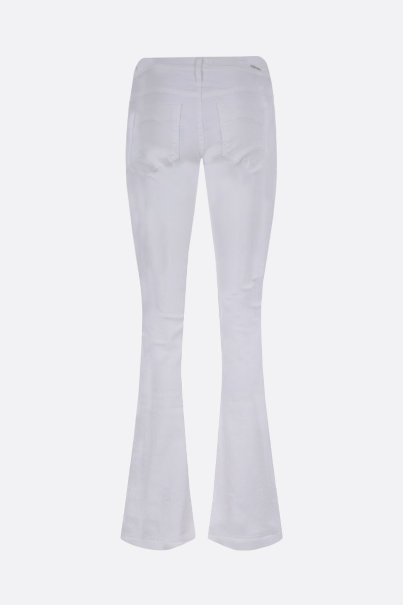 CITIZENS OF HUMANITY: Emannuelle flare jeans Color White_2