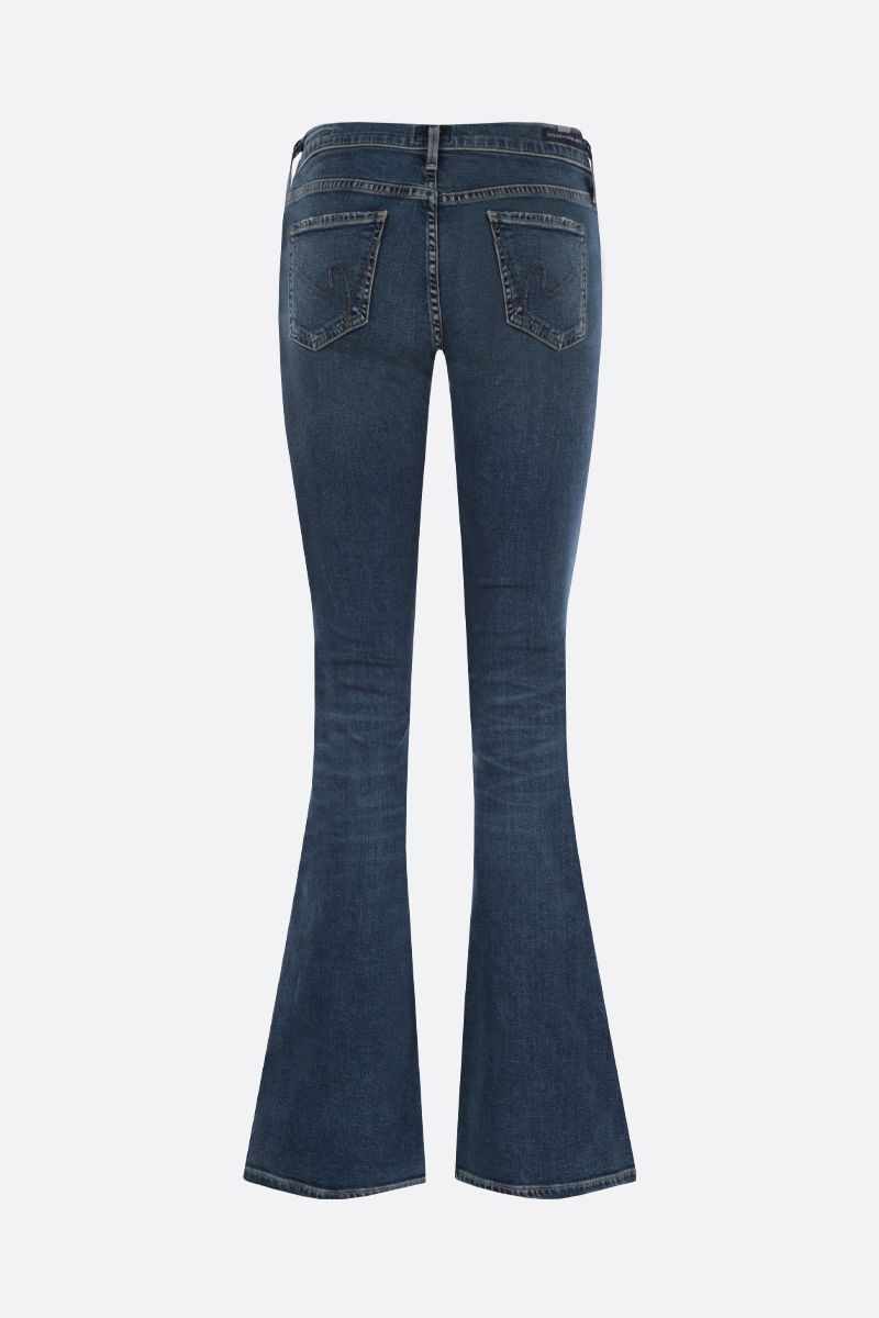 CITIZENS OF HUMANITY: Emannuelle flare jeans Color Blue_2