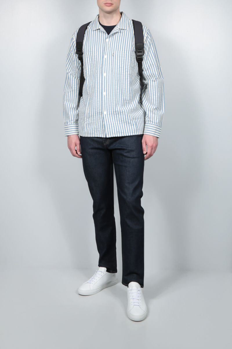 LEVI'S MADE & CRAFTED: jeans 502™ taper Colore Blu_2