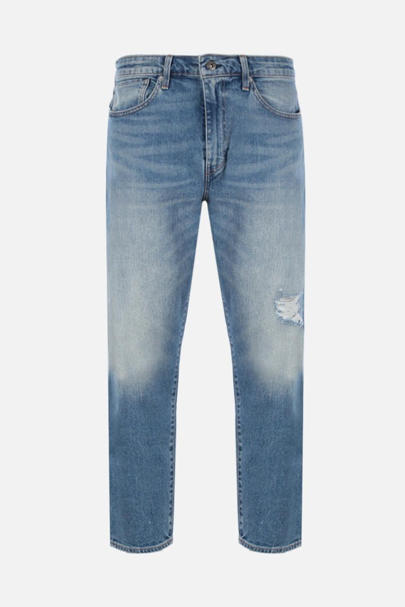LEVI'S MADE & CRAFTED: Draft Taper jeans Color Blue_1