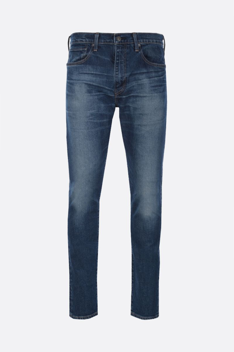 LEVI'S MADE & CRAFTED: jeans 512™ Slim Taper Colore Blu_1