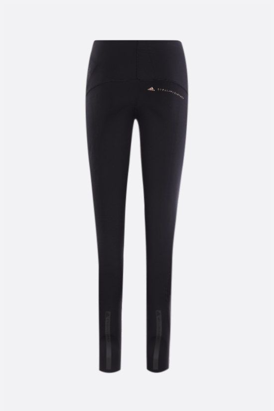 ADIDAS BY STELLA McCARTNEY: Truepurpose technical jersey leggings Color Black_2