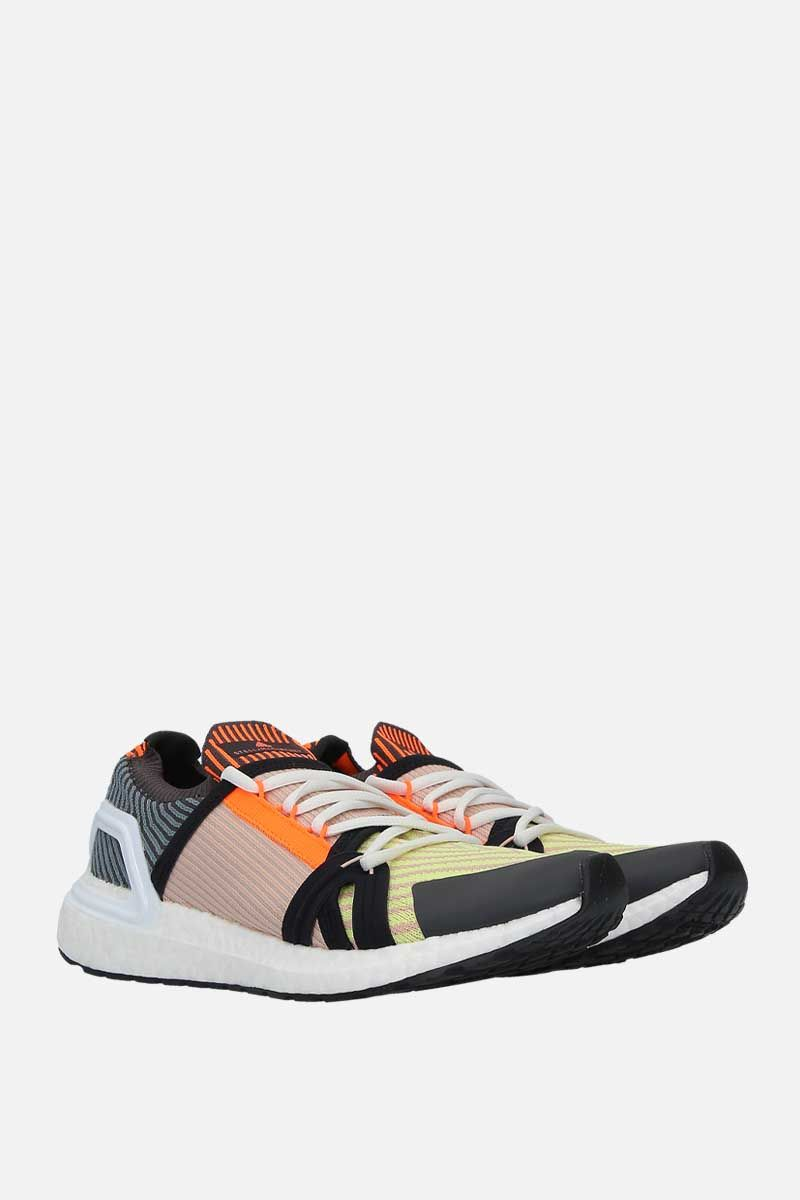 ADIDAS BY STELLA McCARTNEY: Ultraboost 20 stretch knit sneakers Color Multicolor_2