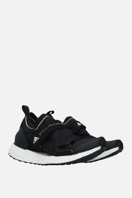 ADIDAS BY STELLA McCARTNEY: Ultraboost X sneakers in Primeknit fabric Color Black_2