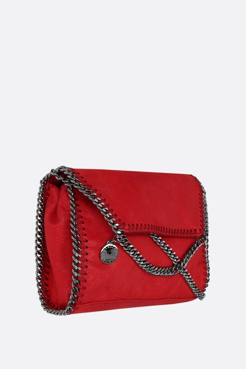 STELLA McCARTNEY: Falabella shoulder bag in Shaggy Deer_2