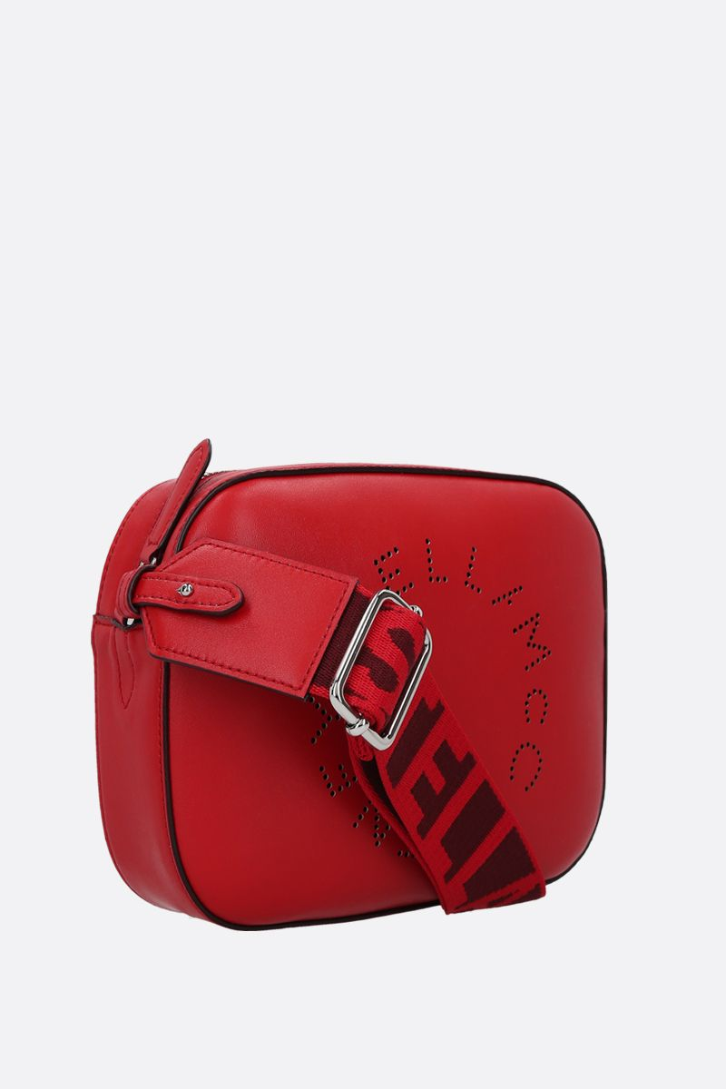 STELLA McCARTNEY: Stella Logo mini shoulder bag in Alter Nappa_2