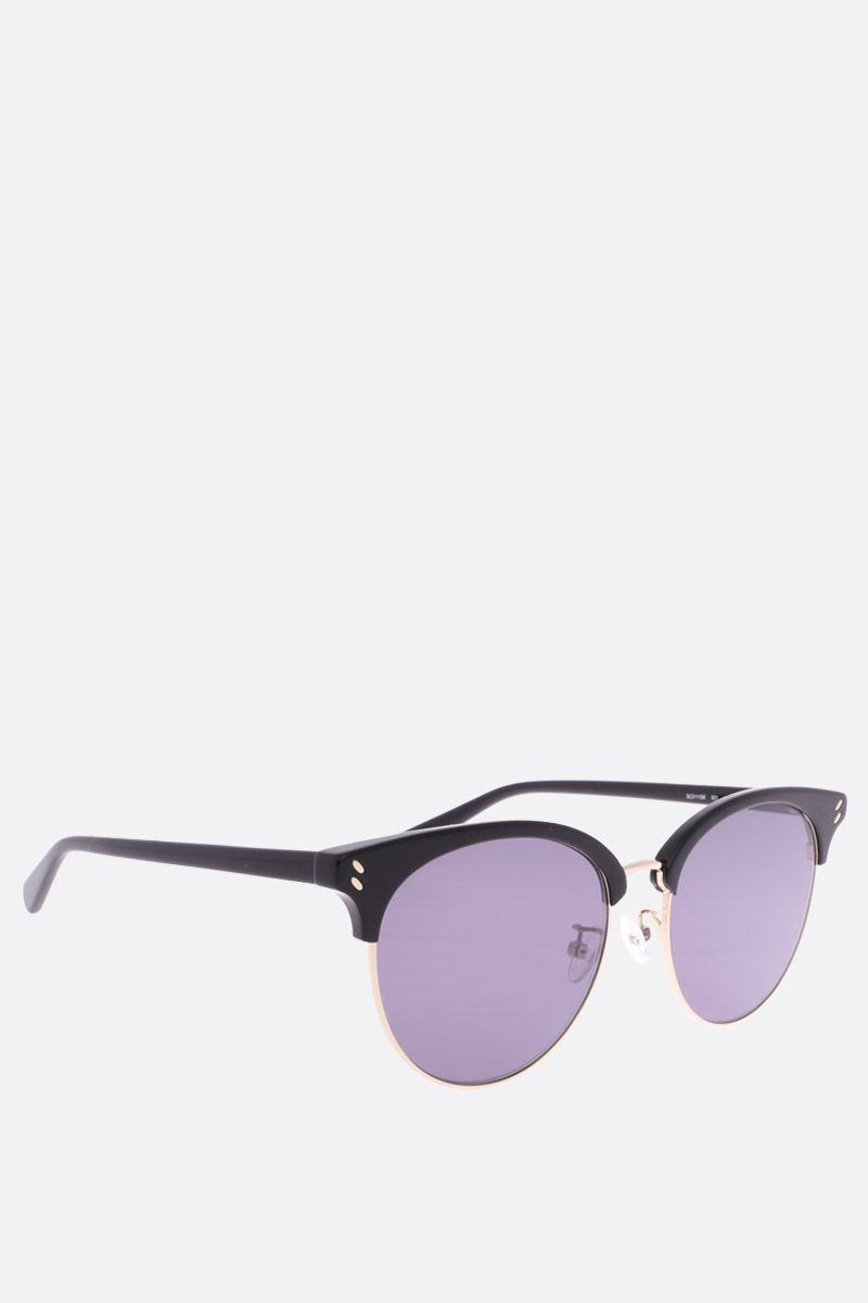 STELLA McCARTNEY: Bio-acetate and metal sunglasses_2