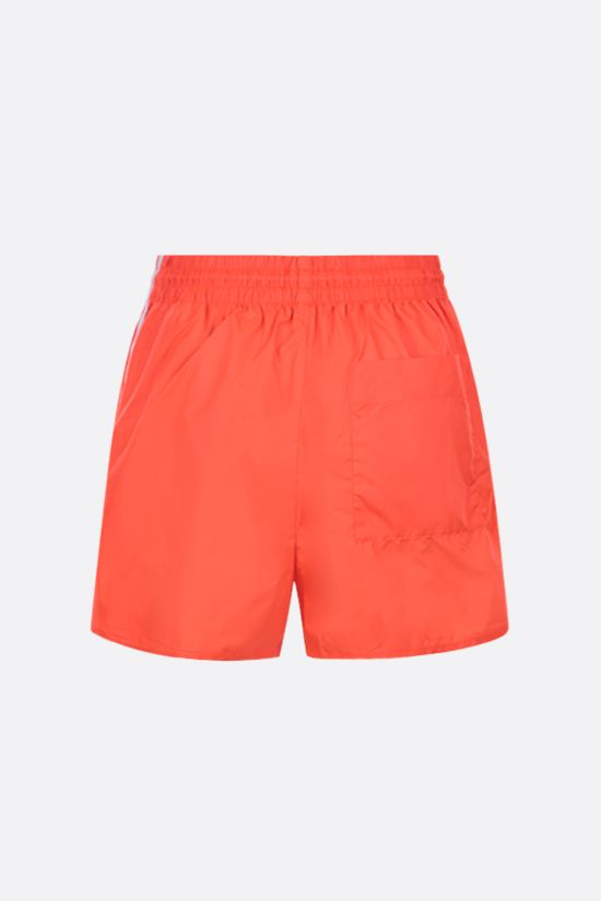 STELLA McCARTNEY: Josie technical fabric shorts Color Red_2