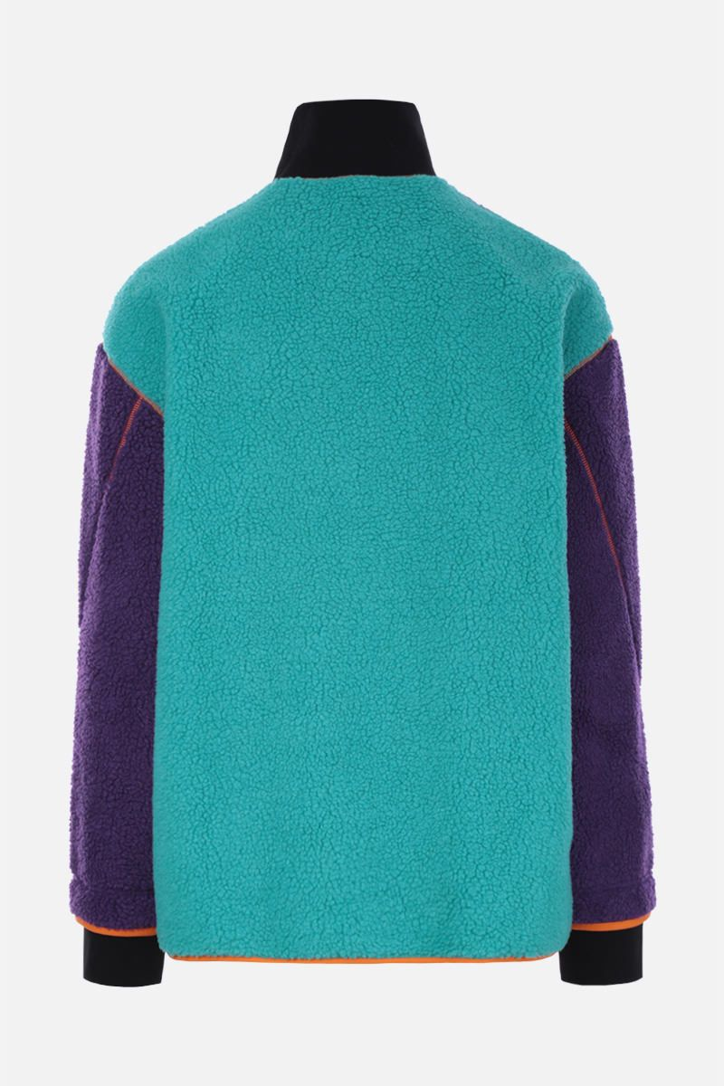 Eye/LOEWE/Nature: Eye/Loewe/Nature fleece sweatshirt Color Blue_2