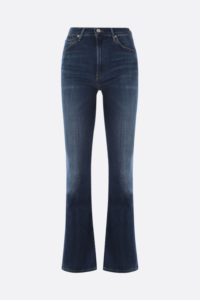 CITIZENS OF HUMANITY: Lilah bootcut jeans Color Blue_1
