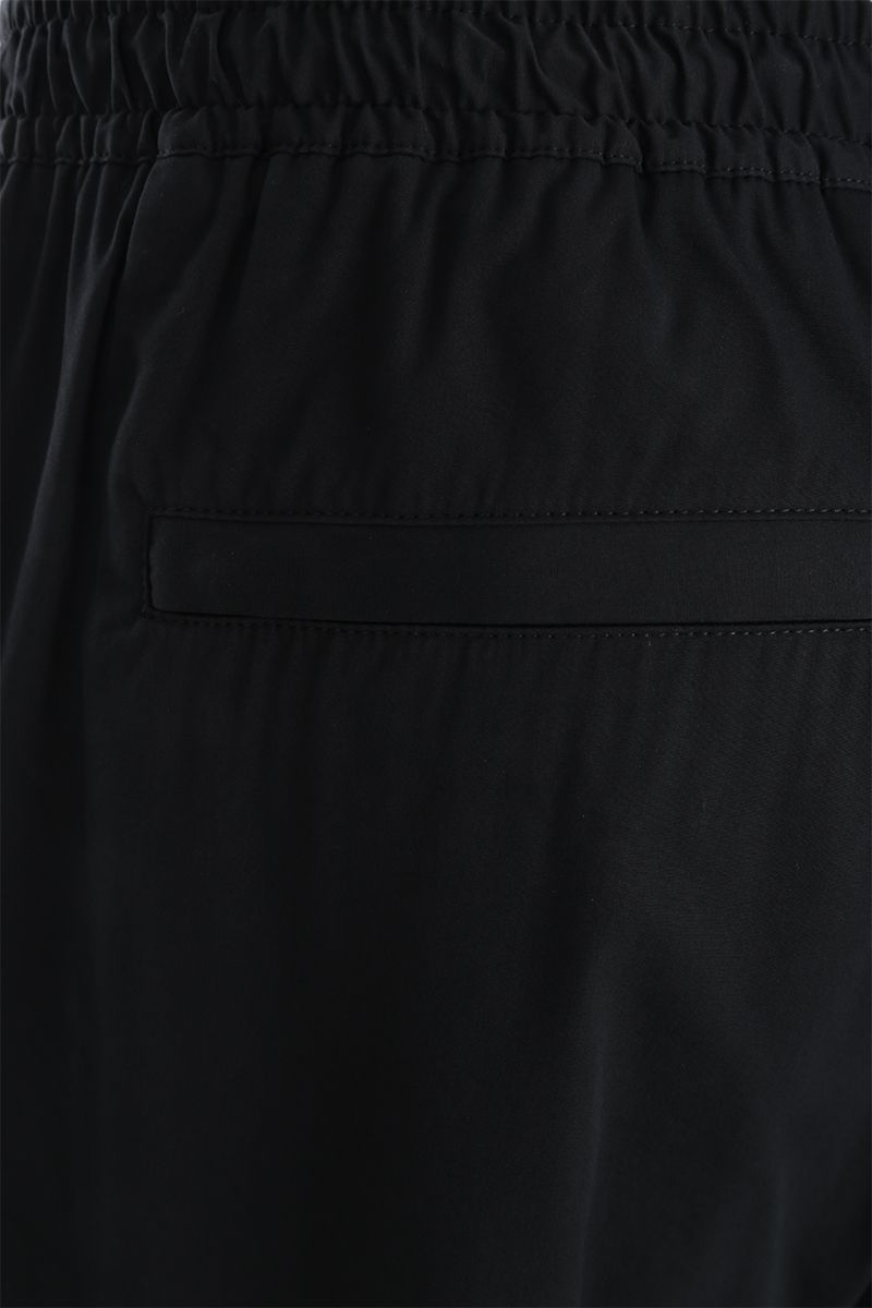 BOTTEGA VENETA: techical cotton joggers Color Black_4