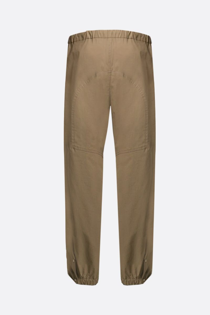 BOTTEGA VENETA: technical cotton joggers_2