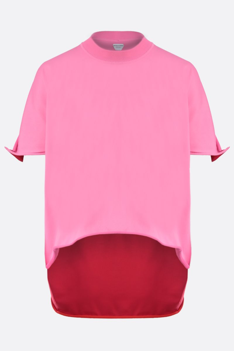 BOTTEGA VENETA: stretch jersey boxy-fit t-shirt_1