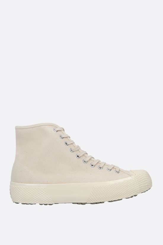SUPERGA X ARTIFACT: sneaker high-top Artifact by Superga in canvas Colore Neutral_1