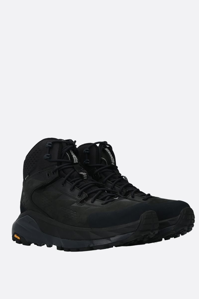 HOKA ONE ONE: Sky Kaha ankle boots in GORE-TEX® Color Black_2