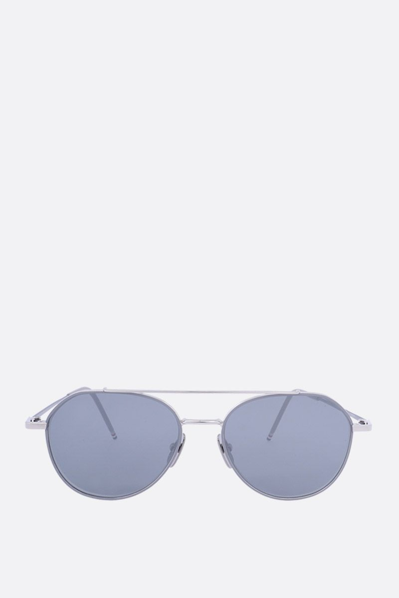 THOM BROWNE: TB 105 B sunglasses_1