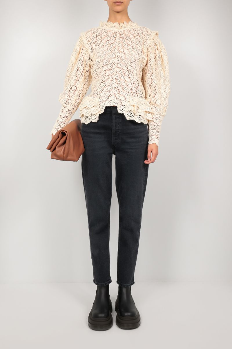 CITIZENS OF HUMANITY: Charlotte straight-leg jeans Color Black_2