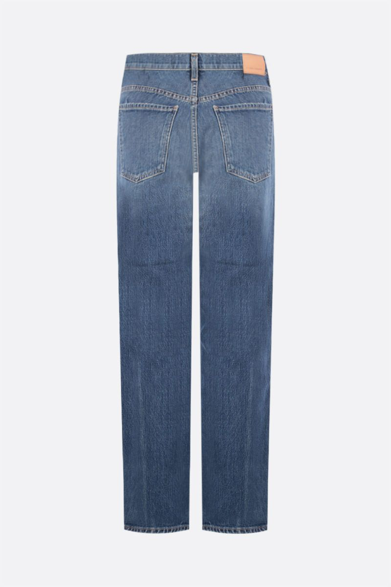 CITIZENS OF HUMANITY: jeans a gamba dritta Daphne Colore Blu_2