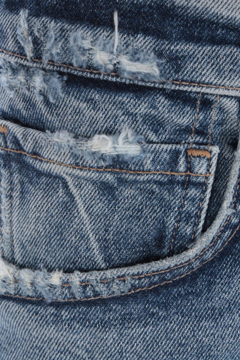CITIZENS OF HUMANITY: jeans slim-fit Jolene Colore Blue_3