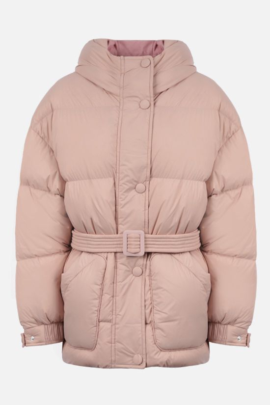 IENKI IENKI: Michlin oversize soft nylon down jacket Color Pink_1