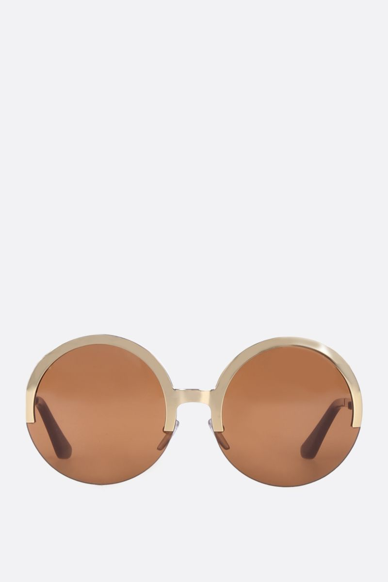 MARNI: Full Moon sunglasses Color Gold_1