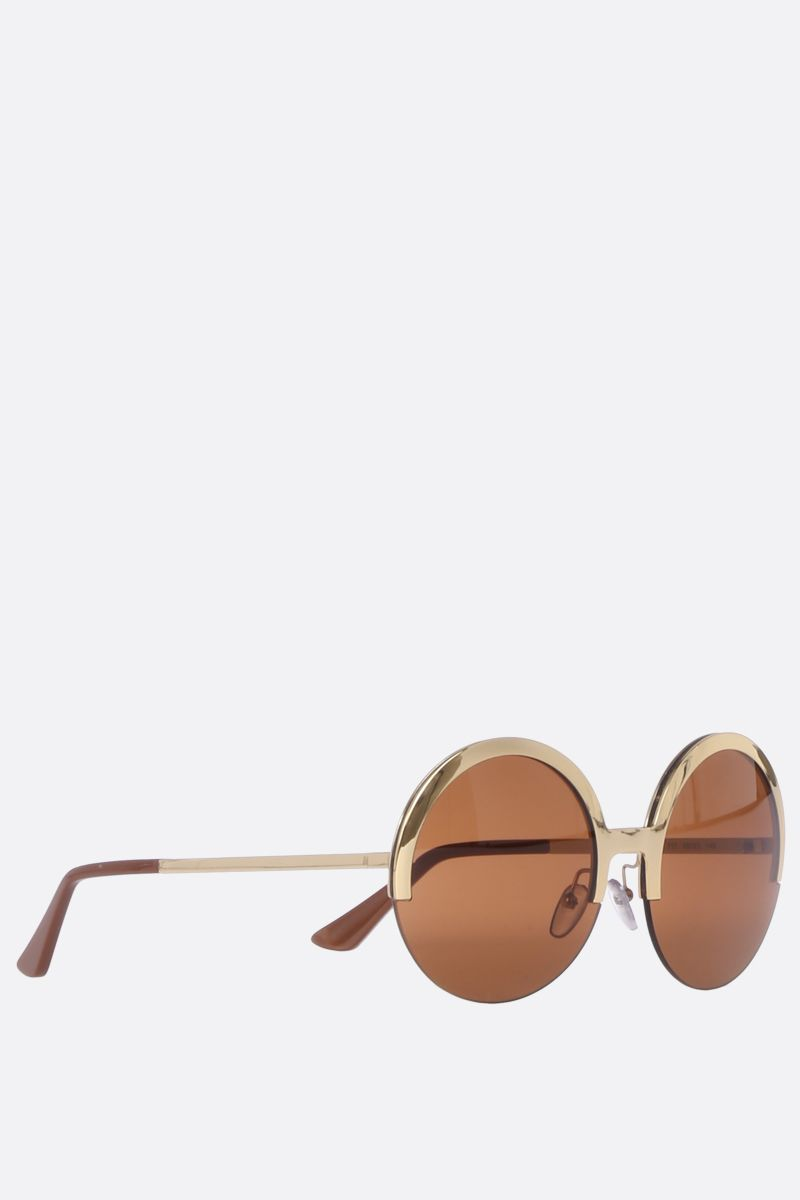 MARNI: Full Moon sunglasses Color Gold_2