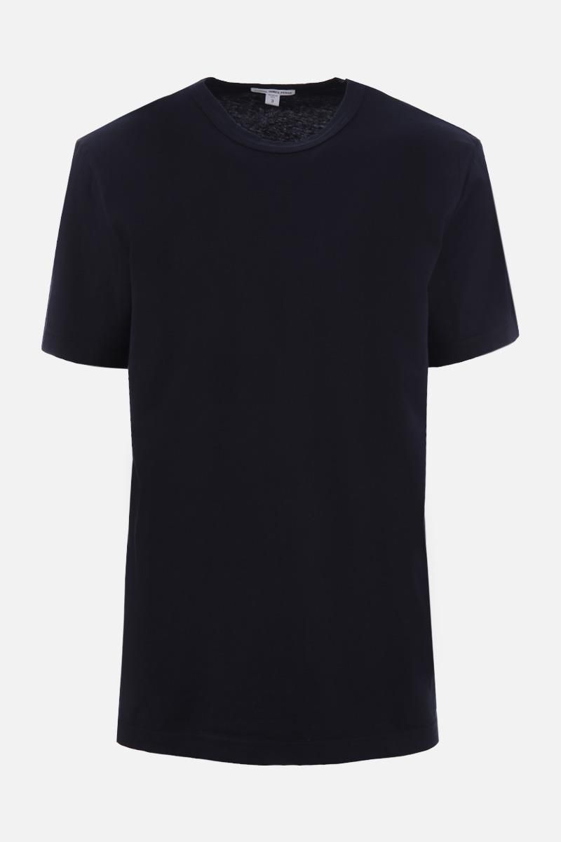 JAMES PERSE: jersey t-shirt Color Blue_1