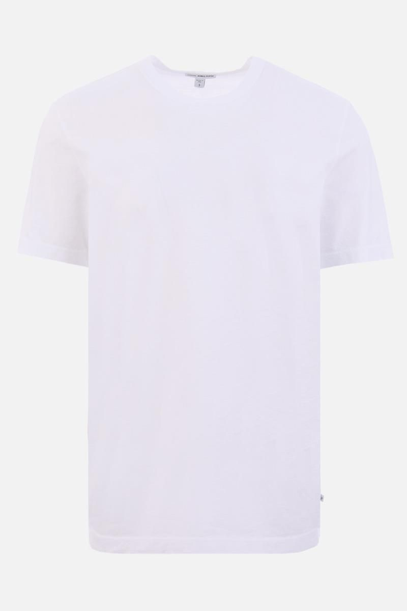 JAMES PERSE: jersey t-shirt Color White_1