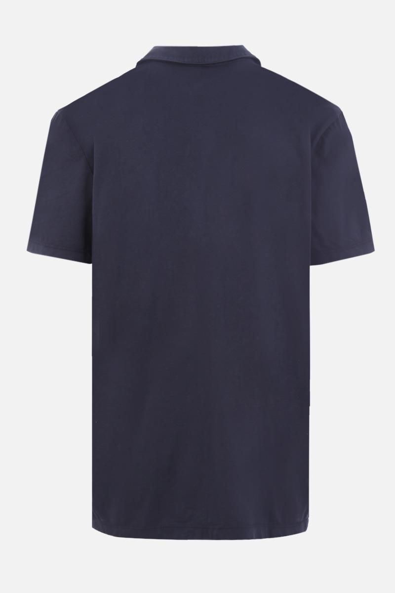 JAMES PERSE: jersey polo shirt Color Blue_2