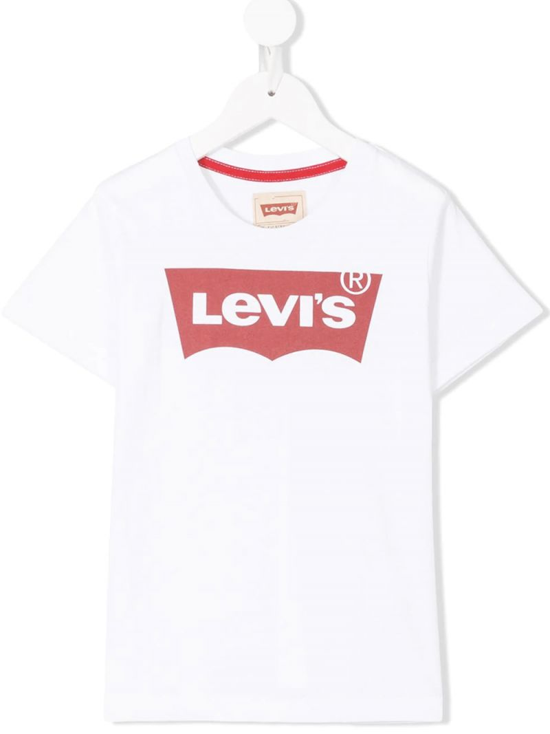 LEVI'S KIDS: T-shirts LEVI'S KIDS 183995007 Color White_1