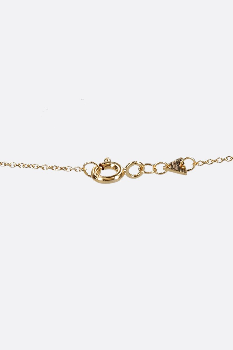 ALIITA: Barquito yellow gold necklace Color Gold_4