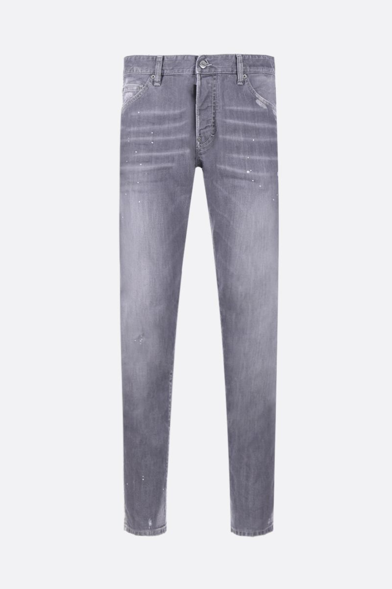 DSQUARED2: Cool Guy jeans Color Grey_1