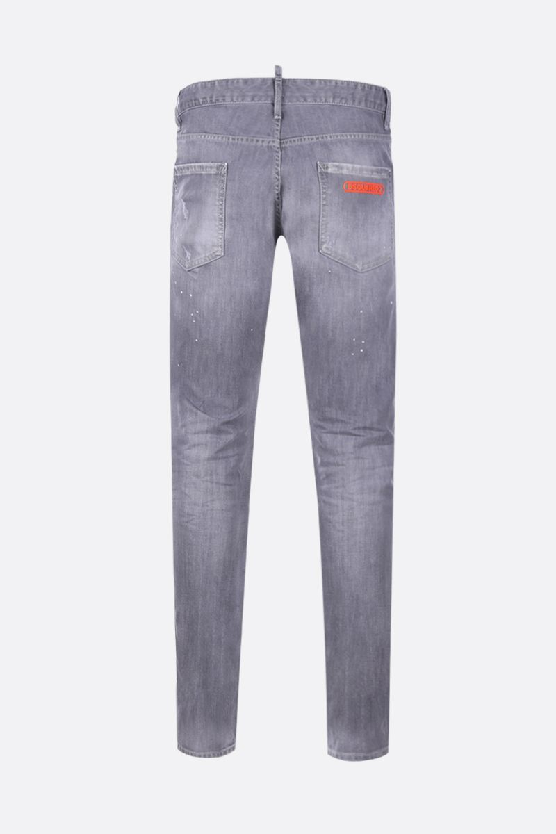 DSQUARED2: Cool Guy jeans Color Grey_2