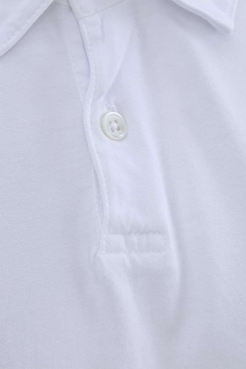 JAMES PERSE: cotton jersey regular-fit polo shirt Color White_3