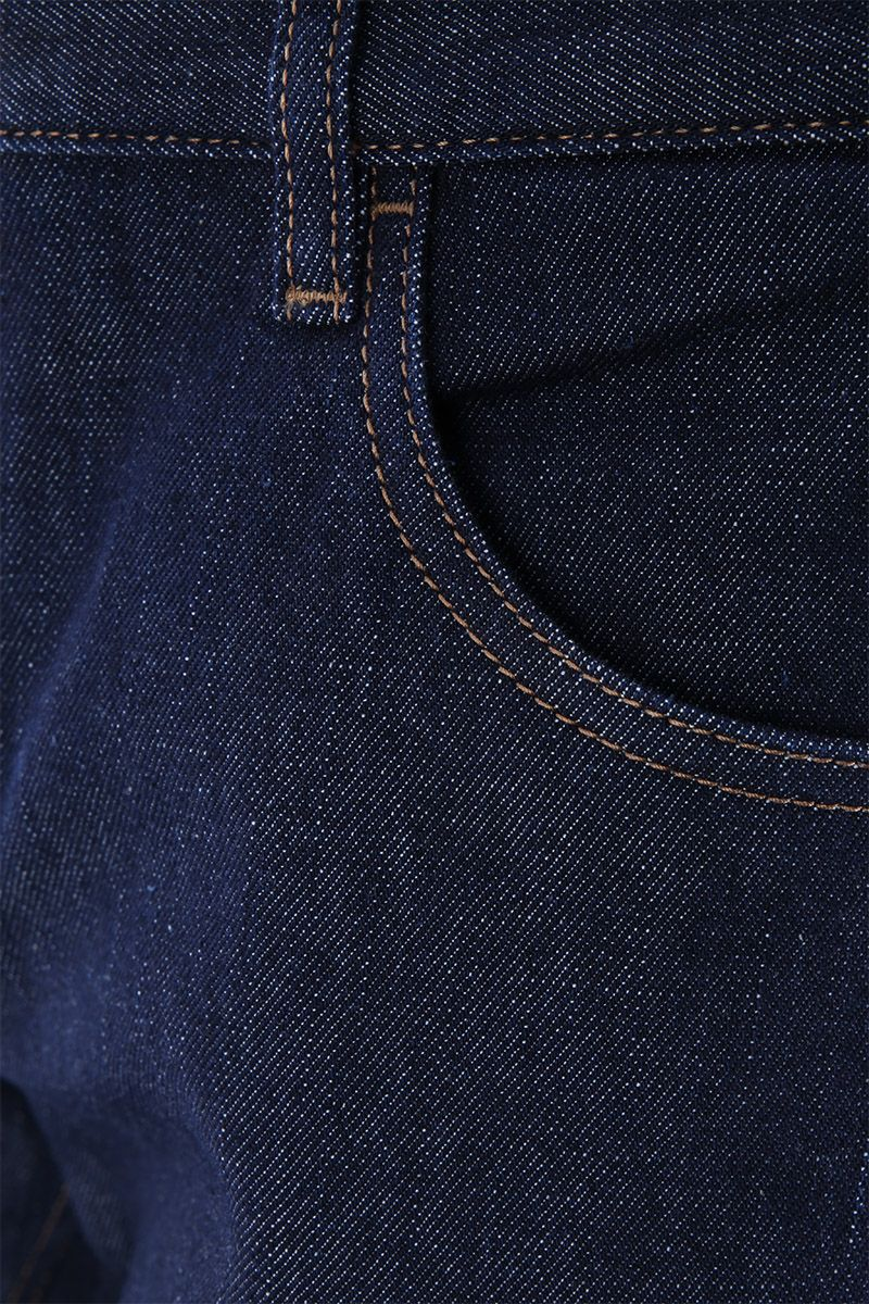 PRADA: tapered-fit jeans Color Blue_3